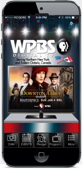 WPBS TV app